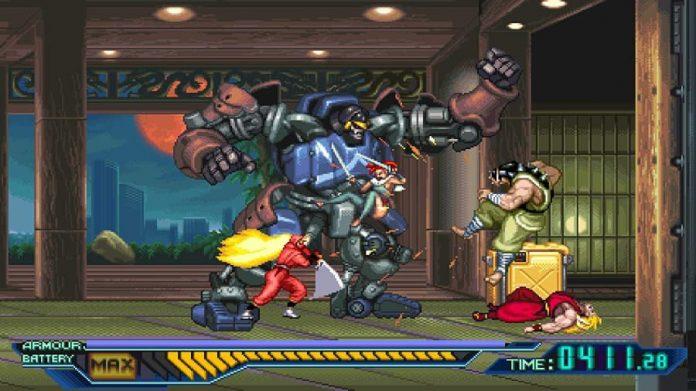 Ninja Saviors – Return of the Warriors 4 (1)