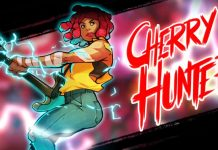 Streets of Rage 4 Cherry Hunter