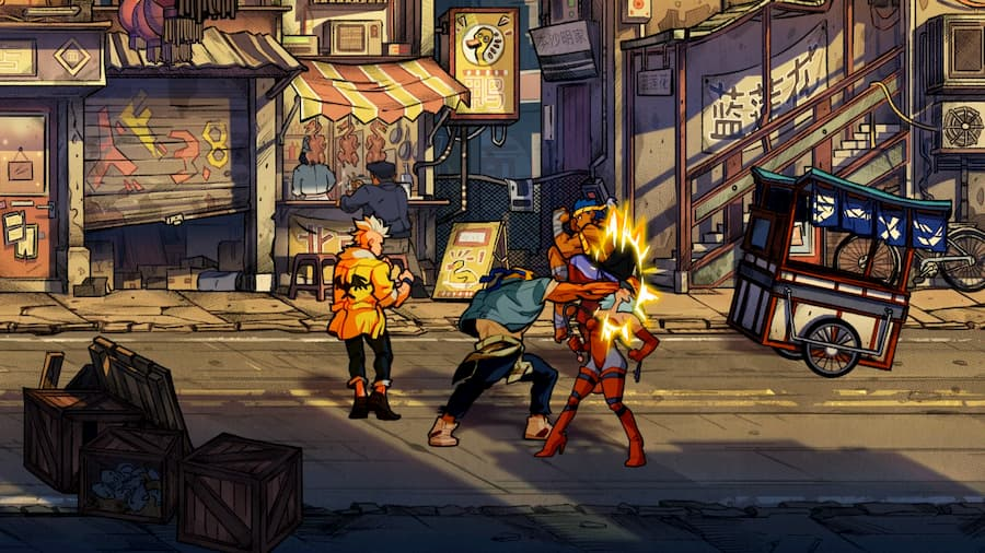 The Best Games Like Streets Of Rage On Pc Gamespew