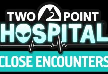two point hospital close encounters dlc