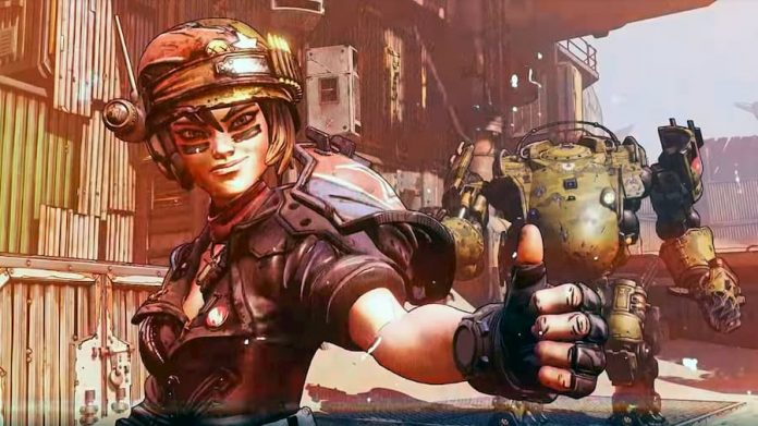 Moze Borderlands 3