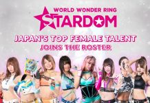 Fire Pro Wrestling World Wonder Ring Stardom