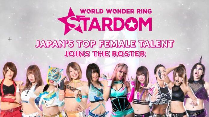 Fire Pro Wrestling World Wonder Ring Stardom