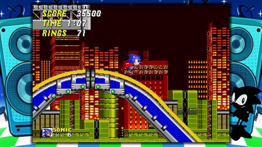 SEGA Mega Drive Mini Sonic