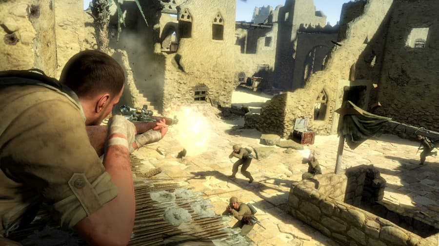 Sniper Elite 3 Ultimate Edition 4 (1)
