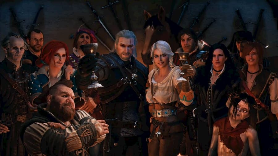 The 20 Best Characters in The Witcher 3 – GameSpew