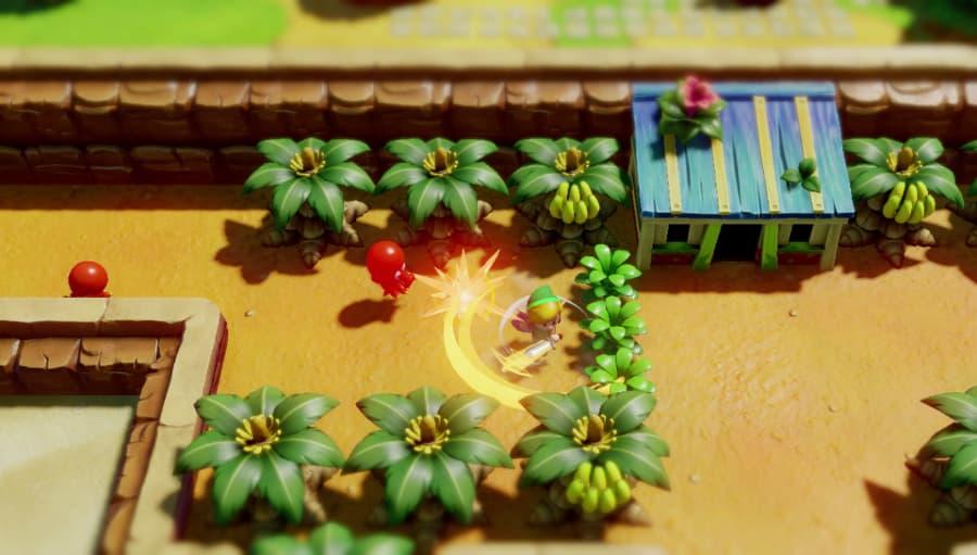 Zelda Link's Awakening