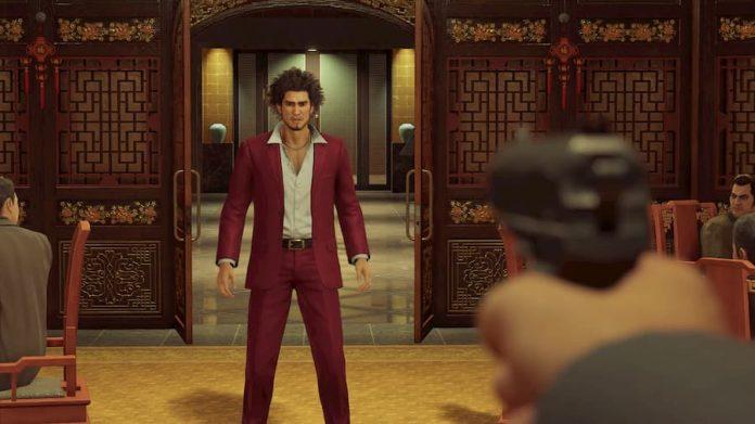 Yakuza Like A Dragon Review Gamespew