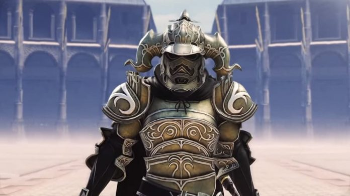 Dissidia Final Fantasy NT Gabranth (1)