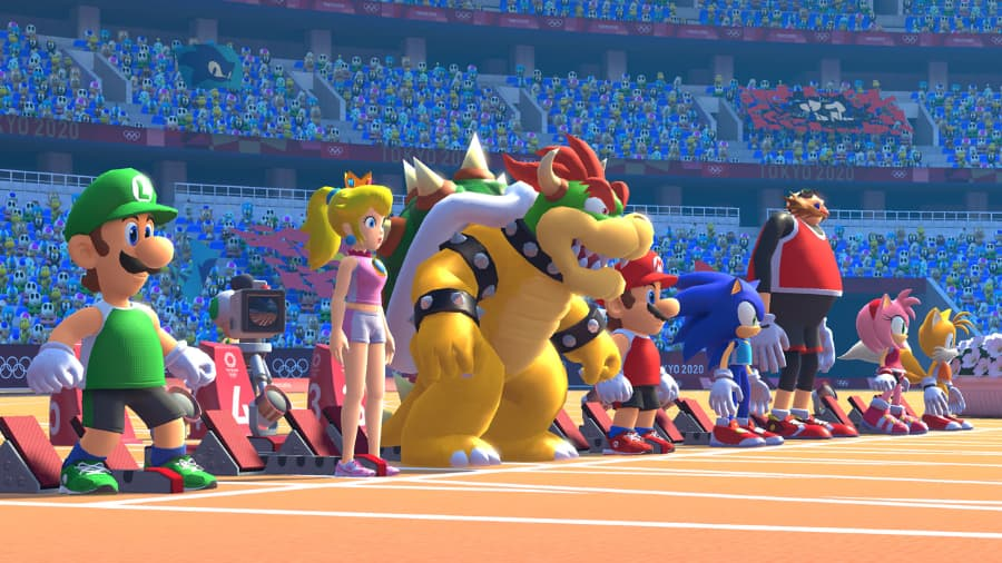Games With Gold 2020.Preview Mario Sonic At The Olympic Games Tokyo 2020 Is