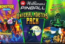 Universal Monsters Pack 1