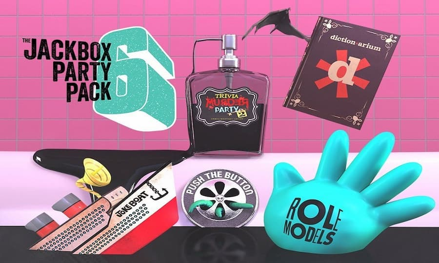 Jackbox Party Pack 6 Review - GameSpew