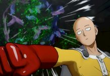 one punch man a hero nobody knows 1