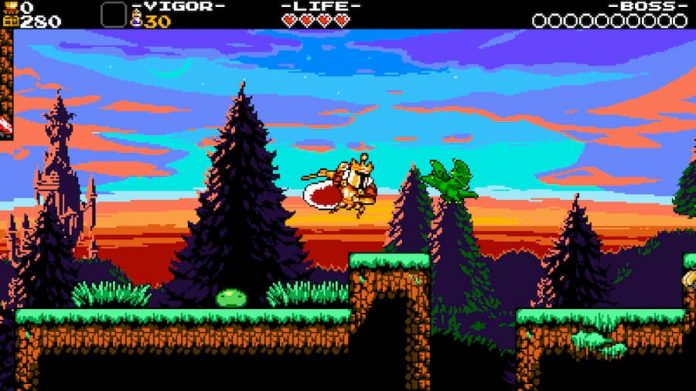 Shovel Knight King of Cards 1 (1)