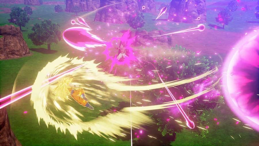 Dragon Ball Z Kakarot 2