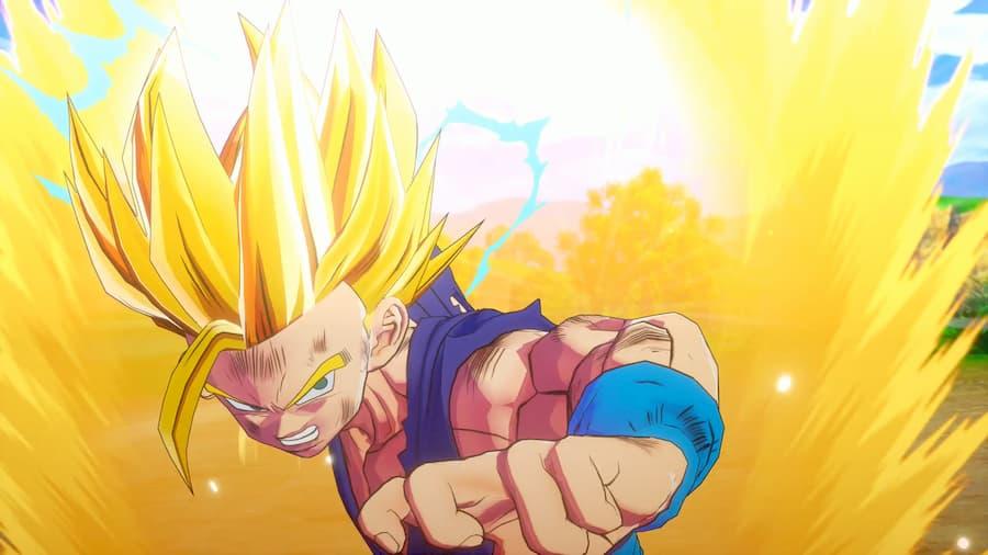 Dragon Ball Z Kakarot 3