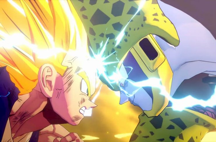 Dragon Ball Z Kakarot 6