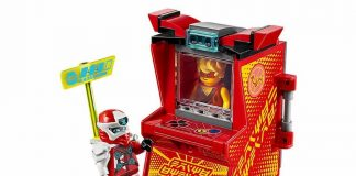 Lego Ninjago - Arcade Pod (2)