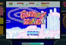 SEGA AGES Fantasy Zone 1