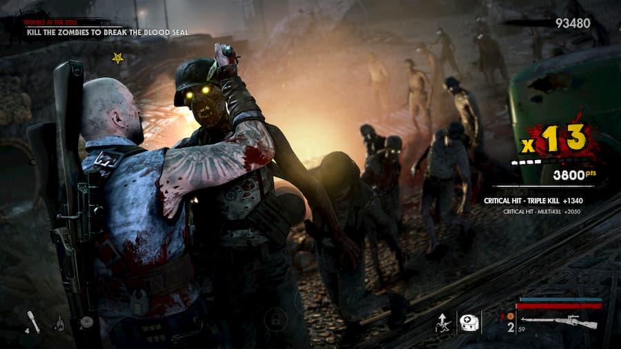 Zombie Army 4: Dead War 2