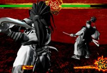 Samurai Shodown Switch 1