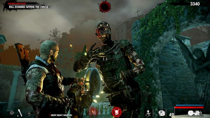 How Long Does it Take to Beat Zombie Army 4: Dead War? – GameSpew