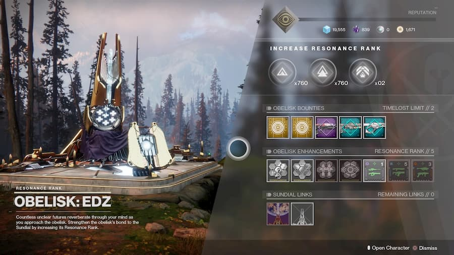 Destiny 2 Empyrean Foundation