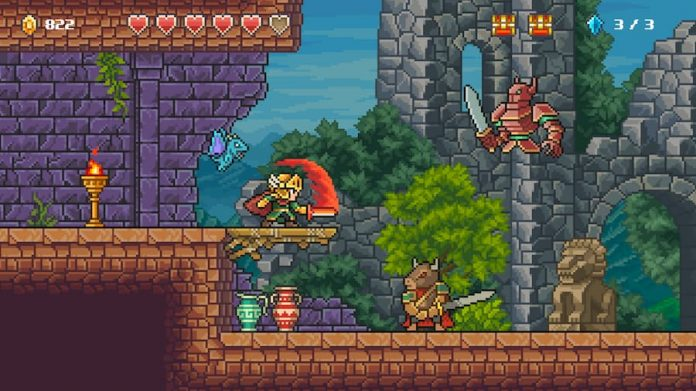 Goblin Sword screenshot