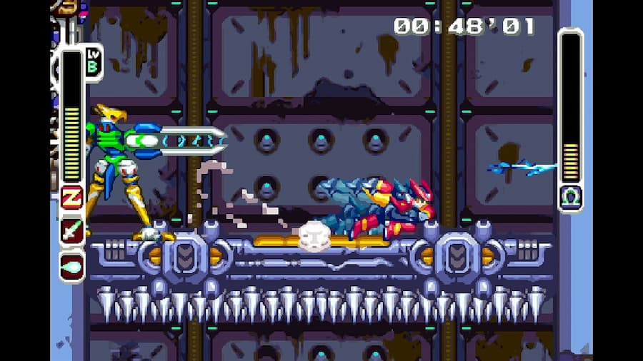 Mega Man Zero ZX Legacy Collection 1 (1)
