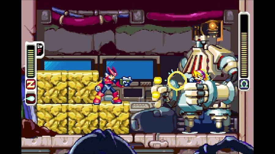 Mega Man Zero ZX Legacy Collection 2 (1)