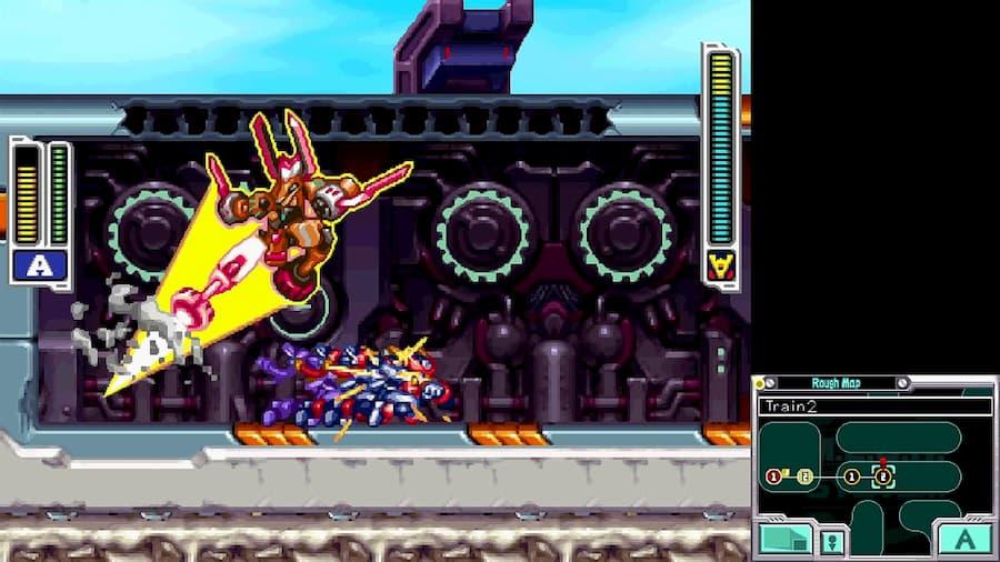 Mega Man Zero ZX Legacy Collection 4 (1)