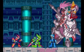 Mega Man Zero ZX Legacy Collection 5 (1)