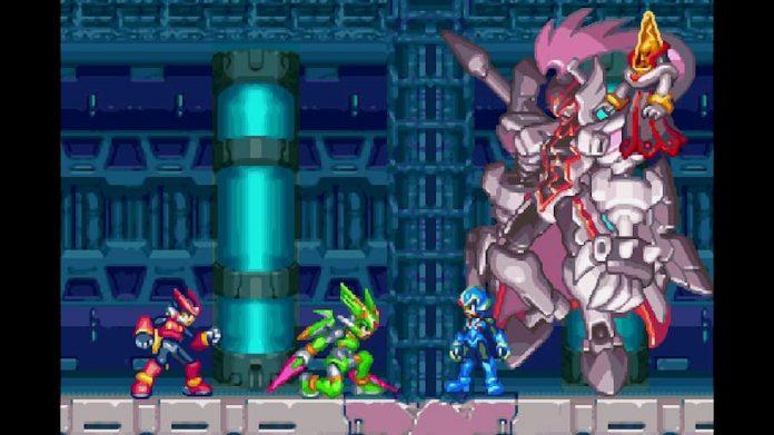 Mega Man Zero ZX Legacy Collection 5 (1)