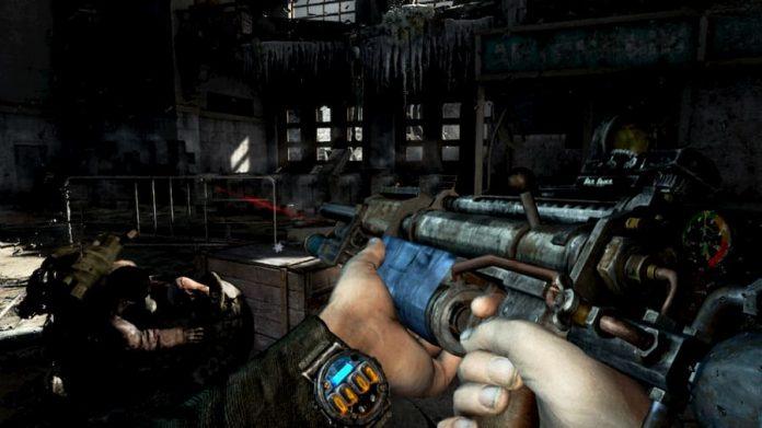 Metro 2033 Redux Switch 4