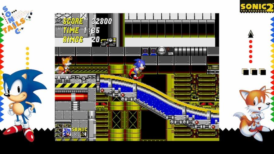 SEGA AGES Sonic the Hedgehog 2 3 (1)