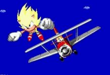 Sonic the Hedgehog 2 Super Sonic (1)