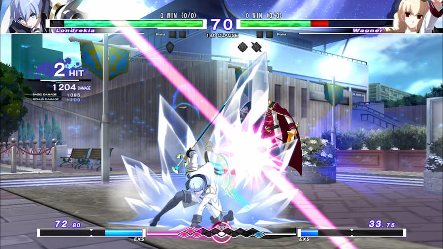 Under Night In-Birth Exe: Late[cl-r] 2