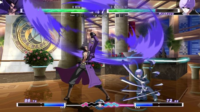 Under Night In-Birth Exe: Late[cl-r] 1