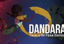 Dandara Trials of Fear Edition