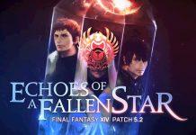 Echoes of a Fallen Star