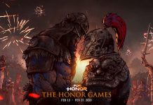 For Honor The Honor Games