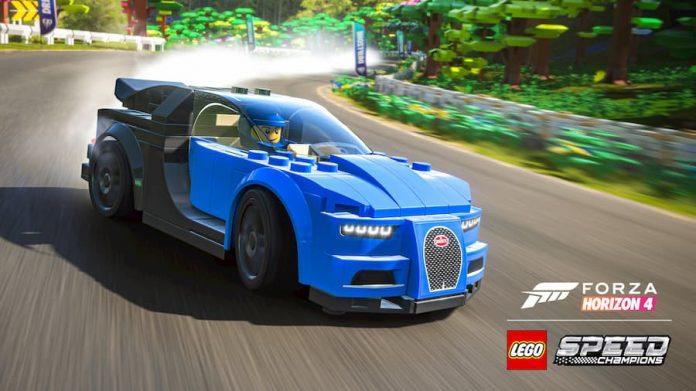 Forza Horizon 4 LEGO Chiron