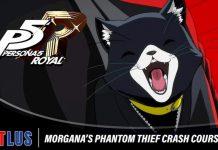 Persona 5 Royal Morgana Crash Course