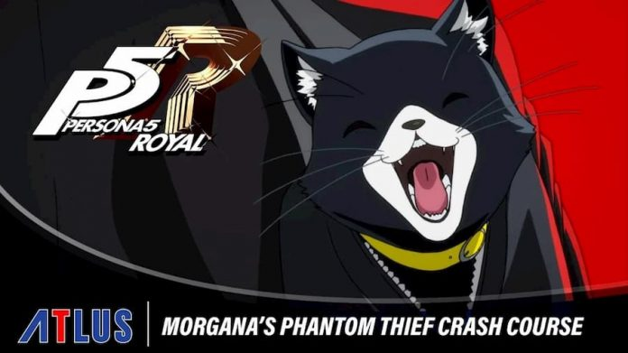 Persona 5 Royal Morgana Crash Course