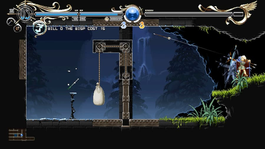 Deedlit in Wonder Labyrinth 3 (1)