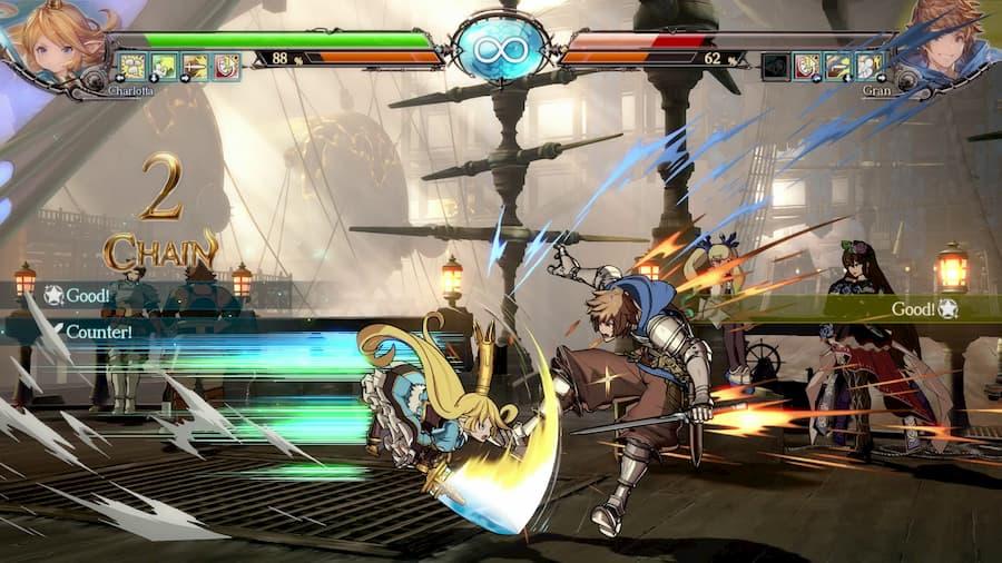 Granblue Fantasy Versus - 01