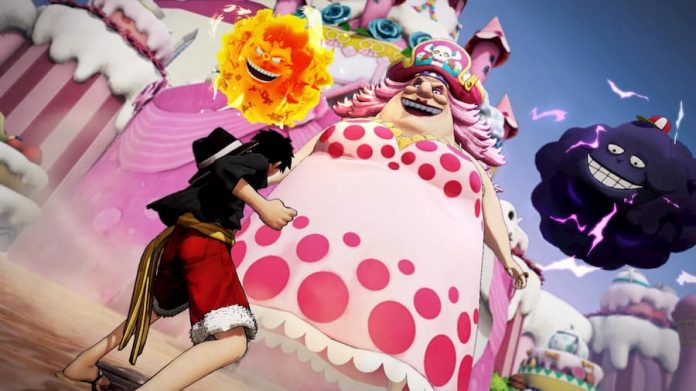 One Piece Pirate Warriors 4 1 (1)