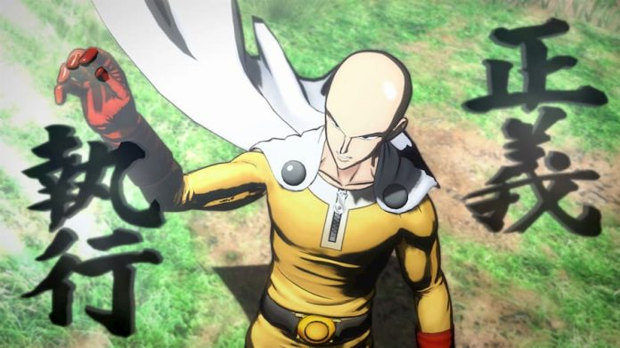 One Punch Man A Hero Nobody Knows 2 (1)
