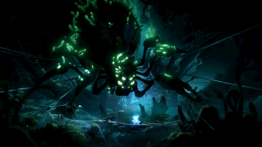 Ori and the Will of the Wisps Spider (1)