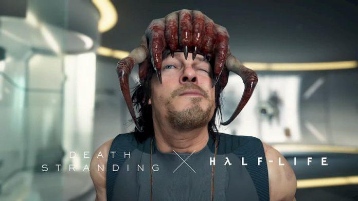 Death Stranding x Half Life